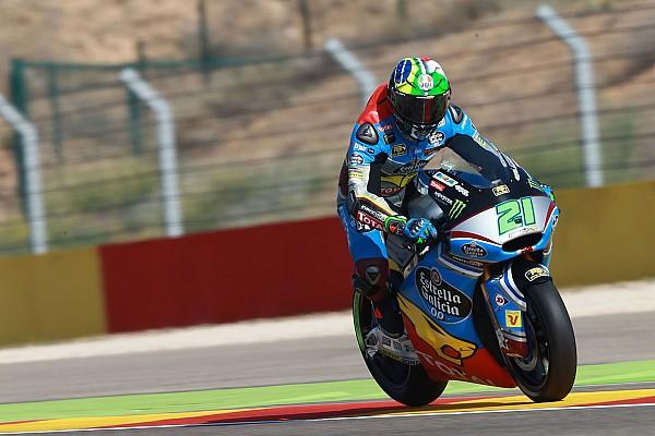 Moto2 Gara Morbidelli-Pasini: grande doppietta italiana ad Aragon!