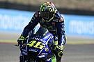 Rossi staat voor