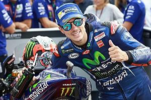 MotoGP Reactions Vinales pole berkat terobosan gaya berkendara