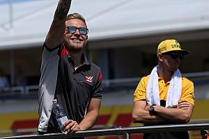 F1 Noticias de última hora Magnussen a Hulkenberg: