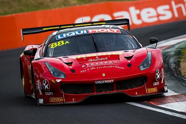 Endurance Bathurst 12 Hour: Vilander leads as Long and Engel trade blows