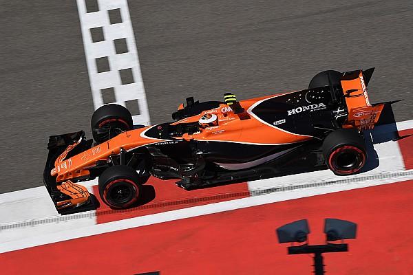Formula 1 Vandoorne column: Russia finish a small boost for McLaren