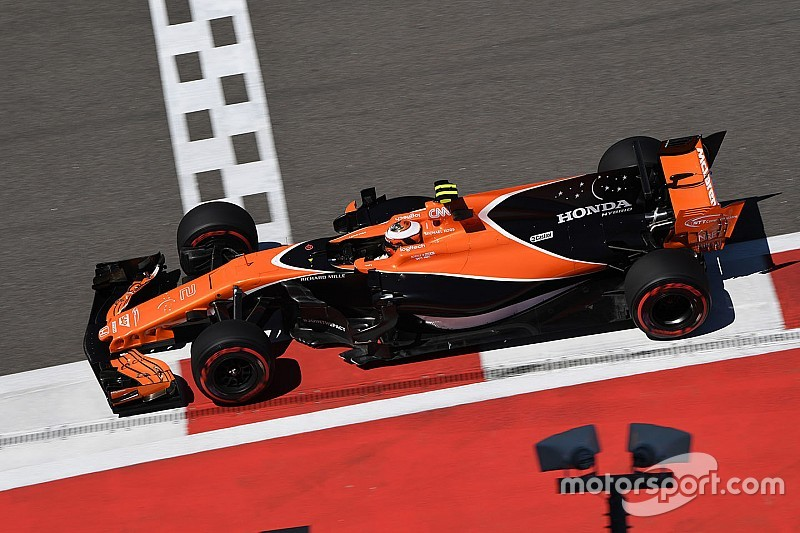 Chronique Vandoorne - Petit boost pour McLaren en Russie