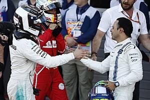 Vettel: Massa did Bottas
