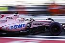 F1 Sergio Pérez apunta a la Q3 en Rusia