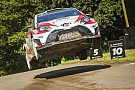 WRC 【WRC】4位入賞ハンニネン「後半はポジティブなラリーが続き嬉しい」