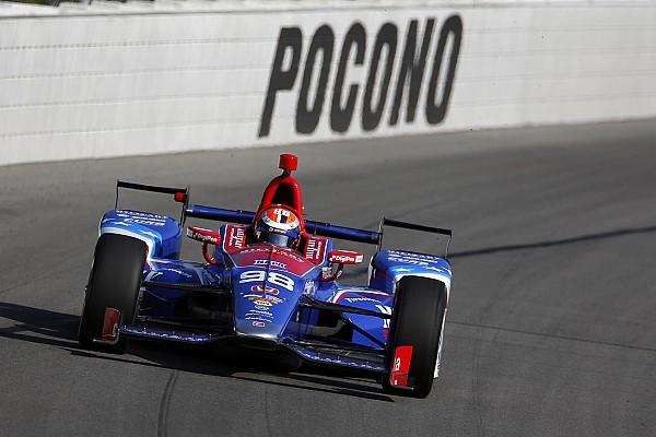 IndyCar Rossi says lost fuel-mixture knob didn't cost him the win