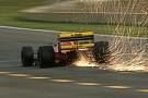 ALLGEMEINES Fotostrecke: Funkenflug im Motorsport