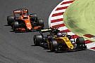 Formule 1 Vandoorne, dernier au championnat :