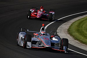 IndyCar Antrenman raporu Indy 500: Rüzgarlı 2. günde Power lider, Alonso 24. sırada