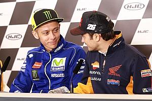 MotoGP Preview Rossi conscient qu'il doit beaucoup travailler pour progresser
