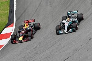 Formel 1 News Max Verstappen: Wie es sich anfühlt, Lewis Hamilton zu überholen