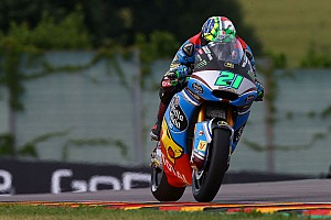 Moto2 速報ニュース 【Moto2】ドイツ予選:雨に適応のモルビデリがポール。中上25番手