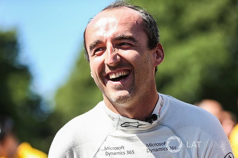 Primo test con la Williams positivo per Robert Kubica a Silverstone