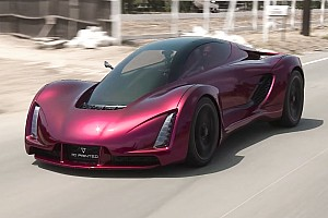 Automotive Breaking news Jay Leno takes the only 3D-printed supercar in the world for a spin
