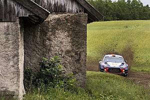 WRC Noticias de última hora Sordo se queda a las puertas del podio en un complicado Rally de Polonia