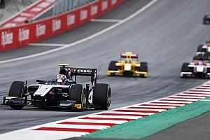 FIA F2 Reporte de la carrera Festejo de Markelov en la Fórmula 2