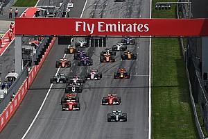 La FIA ajusta las reglas sobre las falsas largadas para 2018
