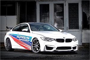 Automotive News BMW-Tuner schickt M4 mit 560 PS auf die Nordschleife