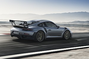 Automotive Breaking news Porsche hints 911 GT2 RS will do sub-seven minute Nurburgring lap