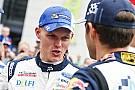 WRC Tänak : Toyota, ma meilleure chance de titre