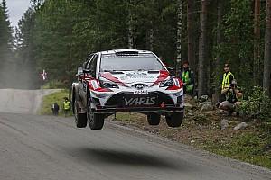 WRC Laporan leg WRC Finlandia: Pembalap tuan rumah Lappi rebut kemenangan perdana