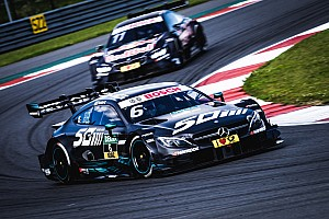 DTM Breaking news Mercedes to quit DTM after 2018, confirms Formula E entry