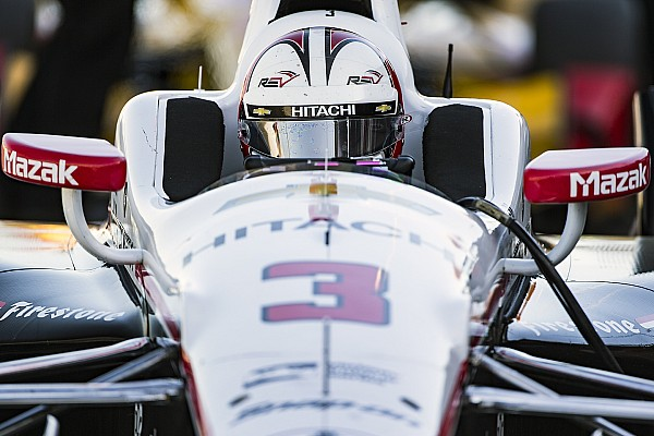 IndyCar Special feature Top Stories of 2017, #18: Castroneves bids farewell to IndyCar