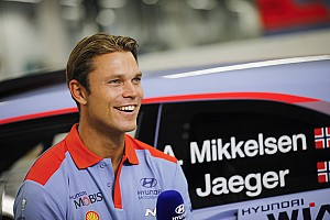 WRC Ultime notizie Hyundai: Mikkelsen ha testato la i20 R5 per portare avanti lo sviluppo