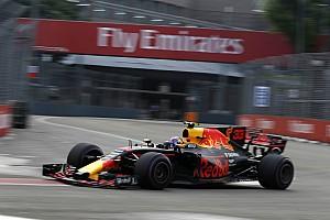 Formula 1 Practice report FP3 GP Singapura: Verstappen tercepat, duo McLaren lima besar