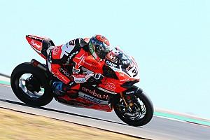 WSBK Réactions Les Ducati premières rivales de Rea, mais distancées