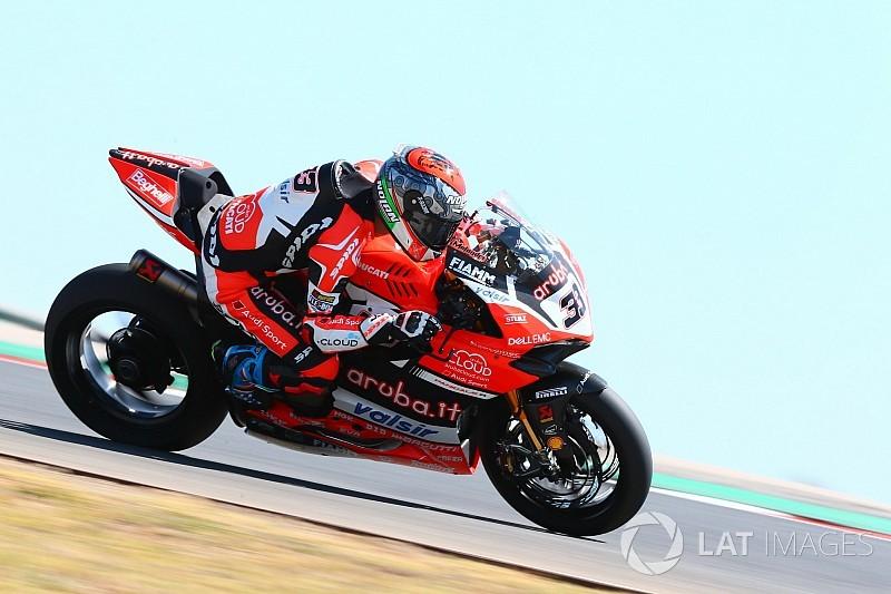 Les Ducati premières rivales de Rea, mais distancées