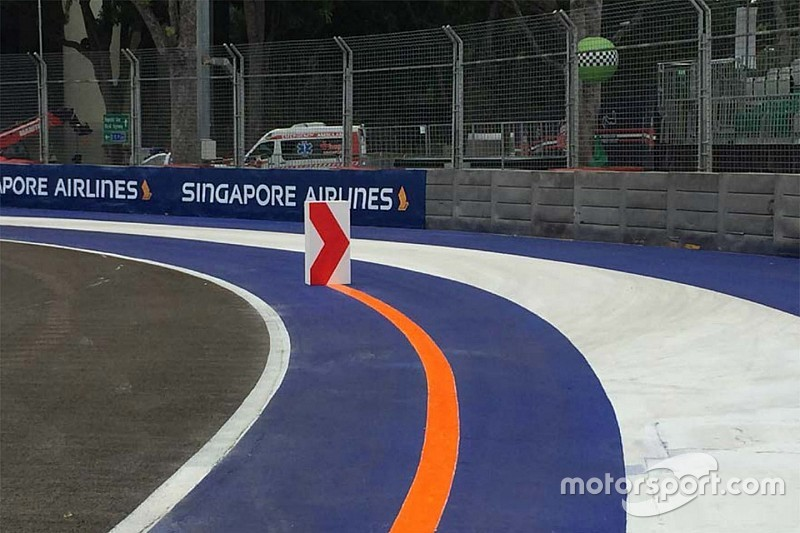 FIA to take hardline approach to Turn 2 track limits