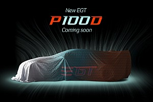 EGT Noticias de última hora El Tesla Model S P100D será la base para el Electric GT 2017