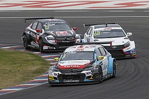 WTCC Breaking news TC1 was