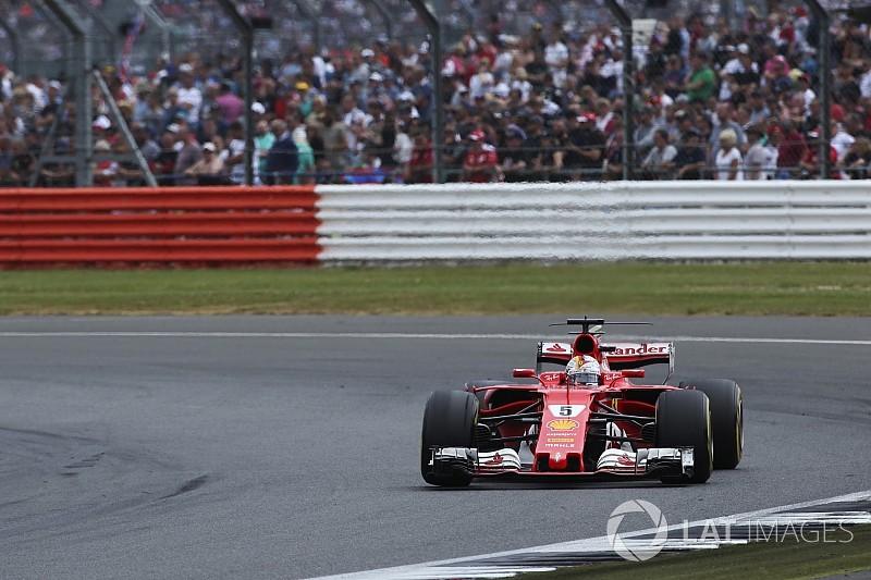 Vettel: Ritmo da Mercedes no quali é o grande diferencial