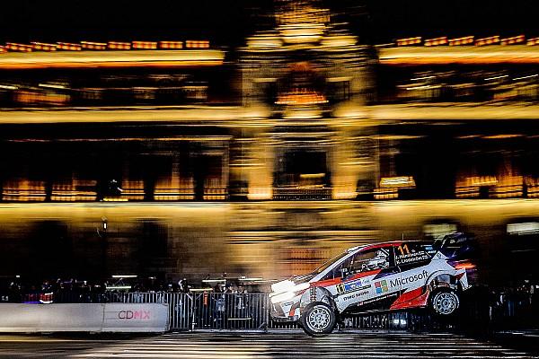 GALERÍA: las postales de la etapa del WRC en la CDMX