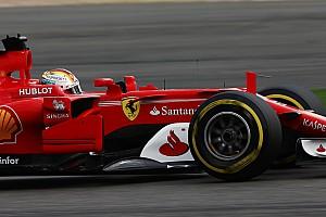 F1 Noticias de última hora Vettel admite que fue un poco