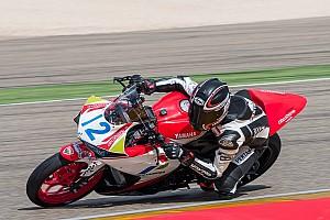 World Superbike Breaking news Debut di World Supersport 300, Ali Adrian tak finis balapan