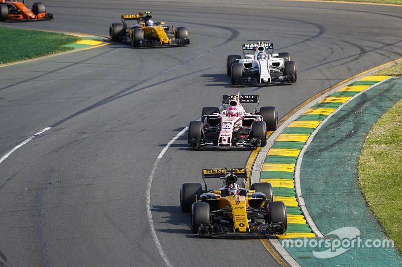 Tim-tim F1 ingin atasi masalah overtaking