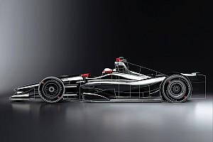 IndyCar News Erste Zeichnungen zeigen IndyCar-Auto für 2018