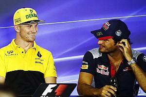 Formel 1 News Nico Rosberg: Sainz wird es gegen Hülkenberg nicht leicht haben