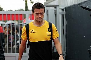 Формула 1 Новость Палмер настроился повторить результат гонки в Сингапуре