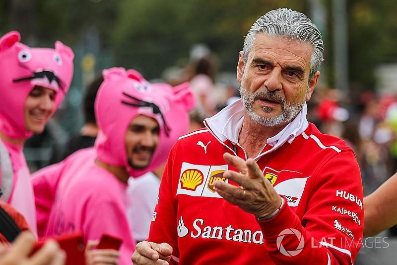 """Ferrari: """"Alázatosak leszünk, de soha nem adjuk fel!"""""""