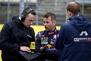 World Rallycross Interview Loeb :