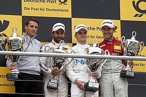 DTM News DTM 2017: Gesamtwertung nach dem 2. von 18 DTM-Saisonrennen