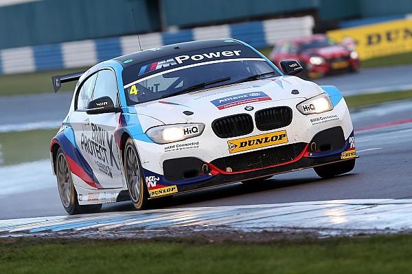 BTCC Yarış raporu Thruxton BTCC: BMW 100. galibiyetinin yanında üç yarışta üç faklı kazanan