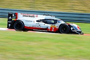 WEC Reporte de prácticas Bernhard lleva a Porsche a la primera posición en Nurburgring