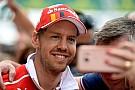 Para Vettel ganar en Silverstone sería