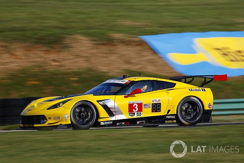 IMSA у Вірджинії: невдача BMW подарувала перемогу Corvette
